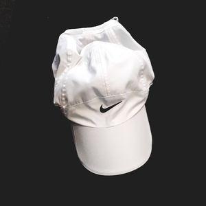 Nike White Cap